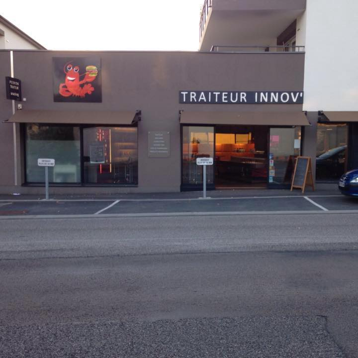 Restaurant snack Traiteur Innov Mionnay propose hamburgers, tacos, paninis, sandwichs